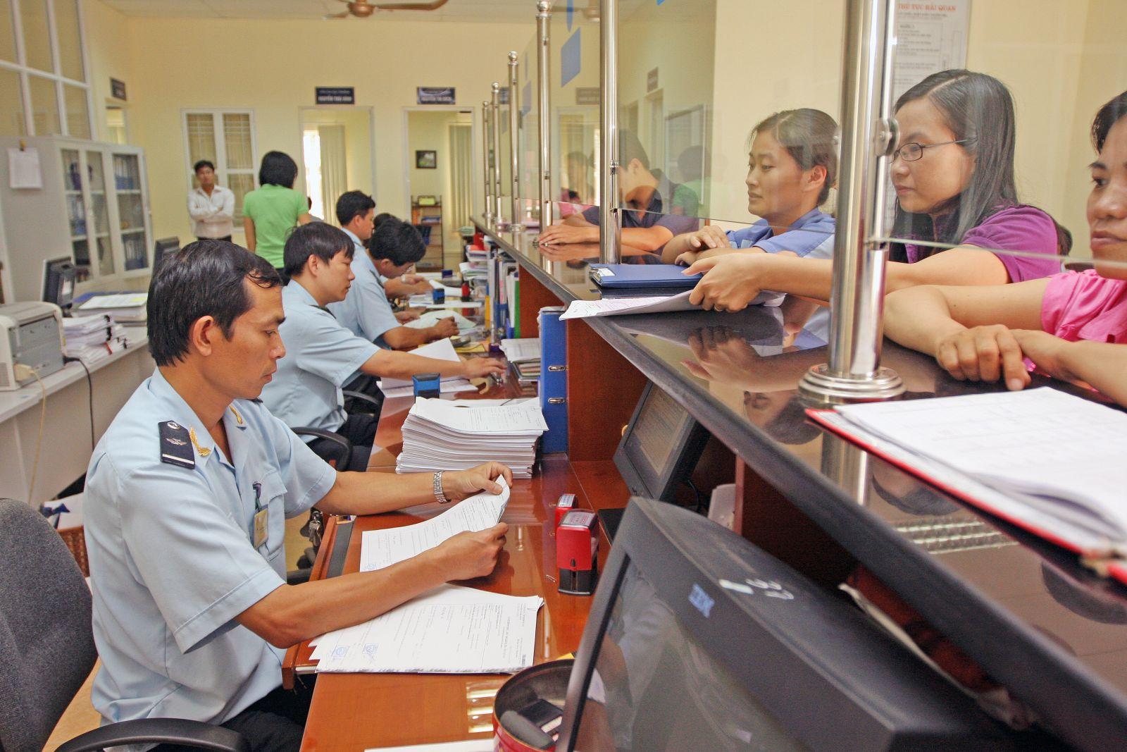 Dịch vụ mở tờ khai hải quan